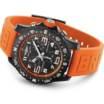 Breitling Endurance Pro Plastic 44mm Black Arabic numerals