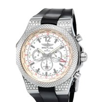 Breitling Bentley GMT Steel 49mm White United States of America, New York, Hartsdale