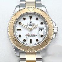 Rolex 16623 Goud/Staal 2005 Yacht-Master 40 40mm tweedehands