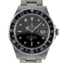 Rolex GMT-Master Steel 40mm Black