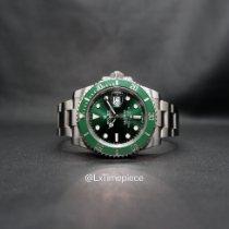 Rolex Submariner Date Steel 40mm Green No numerals Australia, Randwick
