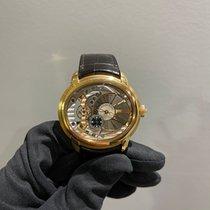 Audemars Piguet Millenary 4101 Aur roz 47mm Gri Roman