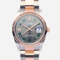Rolex Datejust Gold/Steel 36mm United Kingdom, London