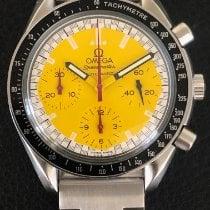Omega Speedmaster Reduced Steel 39mm Yellow No numerals United States of America, Virginia, Alexandria