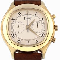 Piaget Emperador 15980 Very good Yellow gold 38mm Automatic