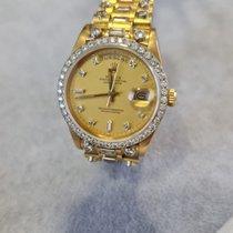 Rolex Day-Date 36 Yellow gold 36mm Purple No numerals United Kingdom, Fareham