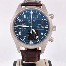 IWC Pilot Chronograph IW3706 Très bon Acier 39mm Remontage automatique Belgique, Antwerpen