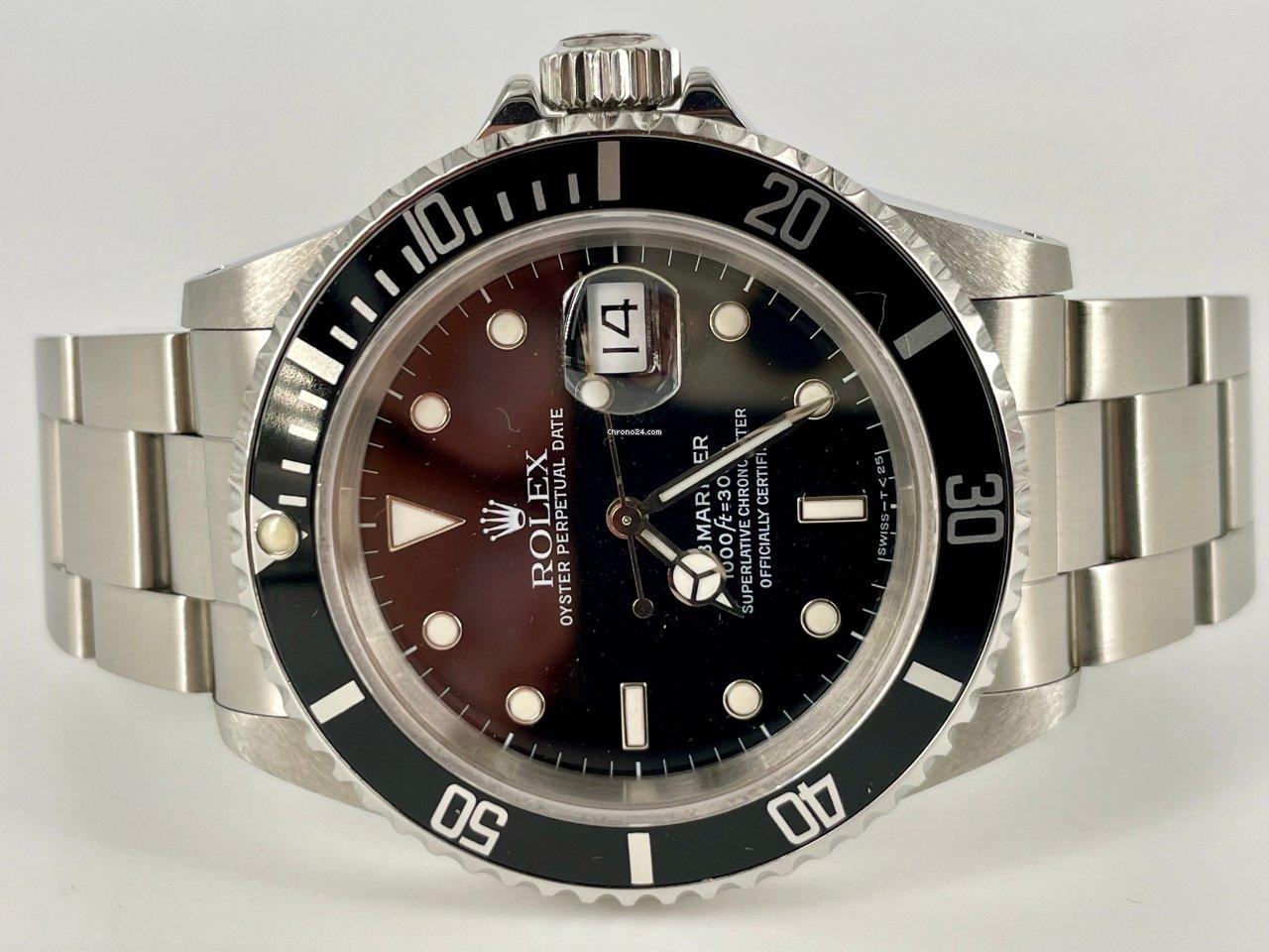 Rolex Submariner Date 16610 1992 usato