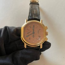 Daniel Roth Yellow gold Automatic Pink Roman numerals pre-owned