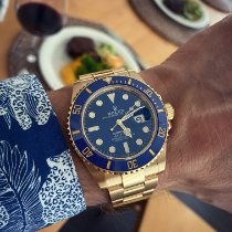 Rolex Submariner 126618LB Very good Yellow gold 41mm Automatic Finland, Oulu