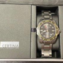 Certina DS Action C013.407.44.081.00 Good Titanium Automatic