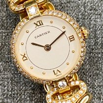 Cartier Yellow gold 19mm Quartz Cartier Panther Jewelry Watch pre-owned United States of America, New York, new york