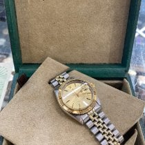 Rolex Datejust Turn-O-Graph Gold/Steel 36mm Gold No numerals United States of America, New York, new york