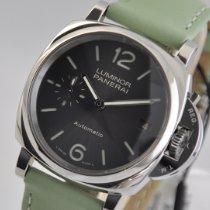 Panerai Luminor Due Steel 38mm Grey Arabic numerals United States of America, Ohio, Mason