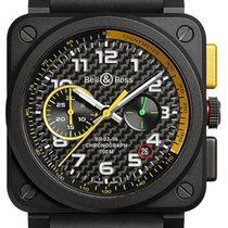 Bell & Ross BR 03-94 Chronographe BR0394-RS17 New Ceramic 42mm Automatic