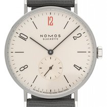 NOMOS Women's watch Tangente 38 37.5mm Manual winding new Watch with original box and original papers 2021
