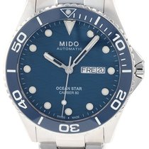 Mido M042.430.11.041.00 Stal 2021 Ocean Star 42.5mm nowość
