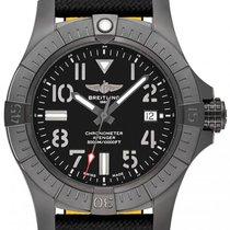 Breitling V17319101B1X2 Titanium 2021 Avenger Seawolf 45mm nieuw