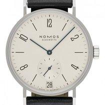 NOMOS Tangomat Datum Stal 38.3mm Biały