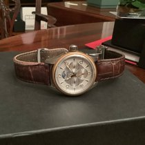 Oris Big Crown Complication Steel 40mm Silver United States of America, New Hampshire, Rochester