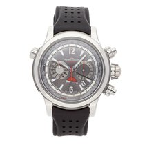 Jaeger-LeCoultre Platinum Automatic Grey No numerals 46mm Master Compressor Extreme World Chronograph
