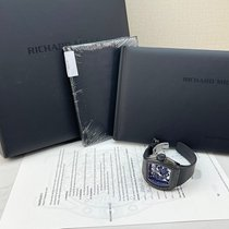 Richard Mille RM 061 Cerámica 50.23mm Transparente Sin cifras