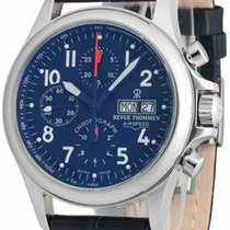 Revue Thommen Steel Automatic 17081.6539 new United States of America, New York, Brooklyn