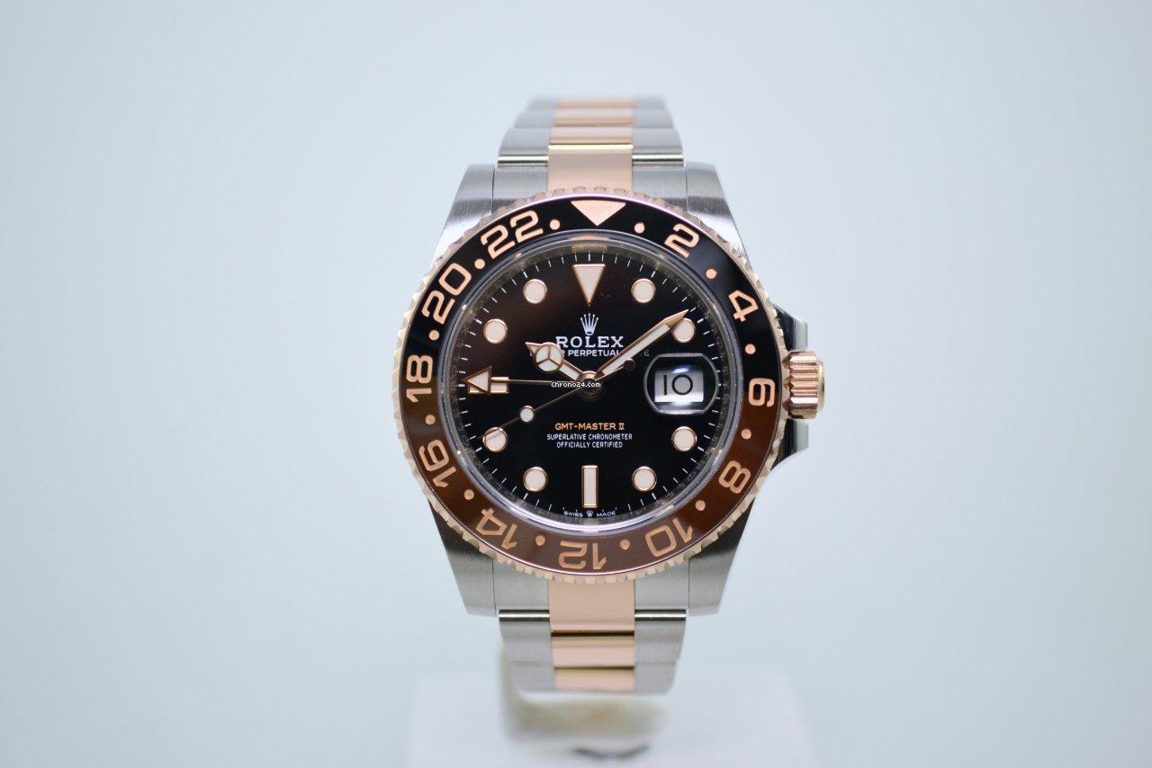 Rolex GMT-Master II 126711CHNR 2019 tweedehands