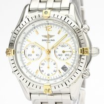 Breitling B30012 Gold/Steel Chrono Cockpit 37mm pre-owned