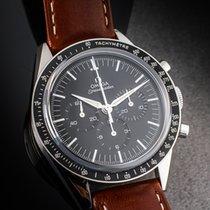 Omega Speedmaster Professional Moonwatch Stal 39,7mm Czarny Bez cyfr Polska, Warszawa