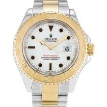 Rolex 16623 Goud/Staal Yacht-Master 40 40mm tweedehands