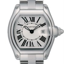 Cartier Roadster Steel 31mm Silver United States of America, New York, NY