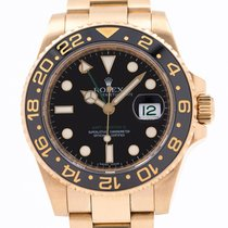 Rolex GMT-Master II 116718LN Very good Yellow gold 40mm Automatic South Africa, Johannesburg