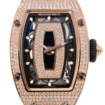 Richard Mille Rose gold 31mm Automatic RM07-01 new United States of America, New York, New York