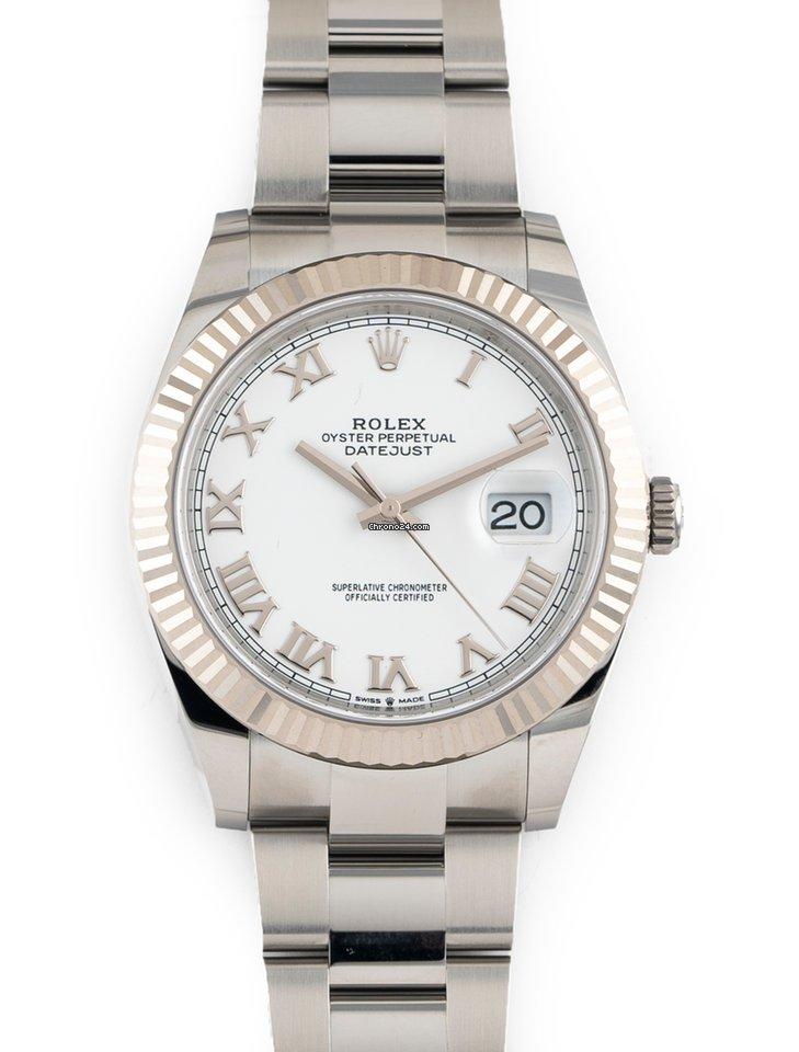 Rolex Datejust 126334-0023 2021 new