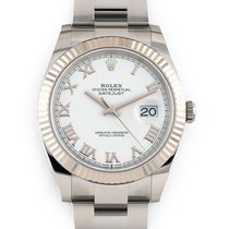 Rolex Datejust Steel 41mm White Roman numerals United States of America, Florida, Hollywood