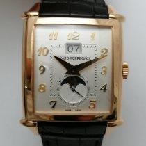 Girard Perregaux Vintage 1945 Rose gold 36,10mm White