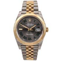 Rolex Datejust nowość 2021 Automatyczny Zegarek z oryginalnym pudełkiem i oryginalnymi dokumentami 126333