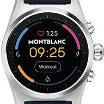 Montblanc Summit 128415 Unworn Aluminum 43mm Automatic