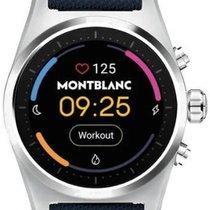 Montblanc Summit 128411 Unworn Aluminum 43mm Automatic