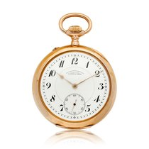 A. Lange & Söhne Watch 1890 Rose gold 52mm Manual winding Watch with original papers