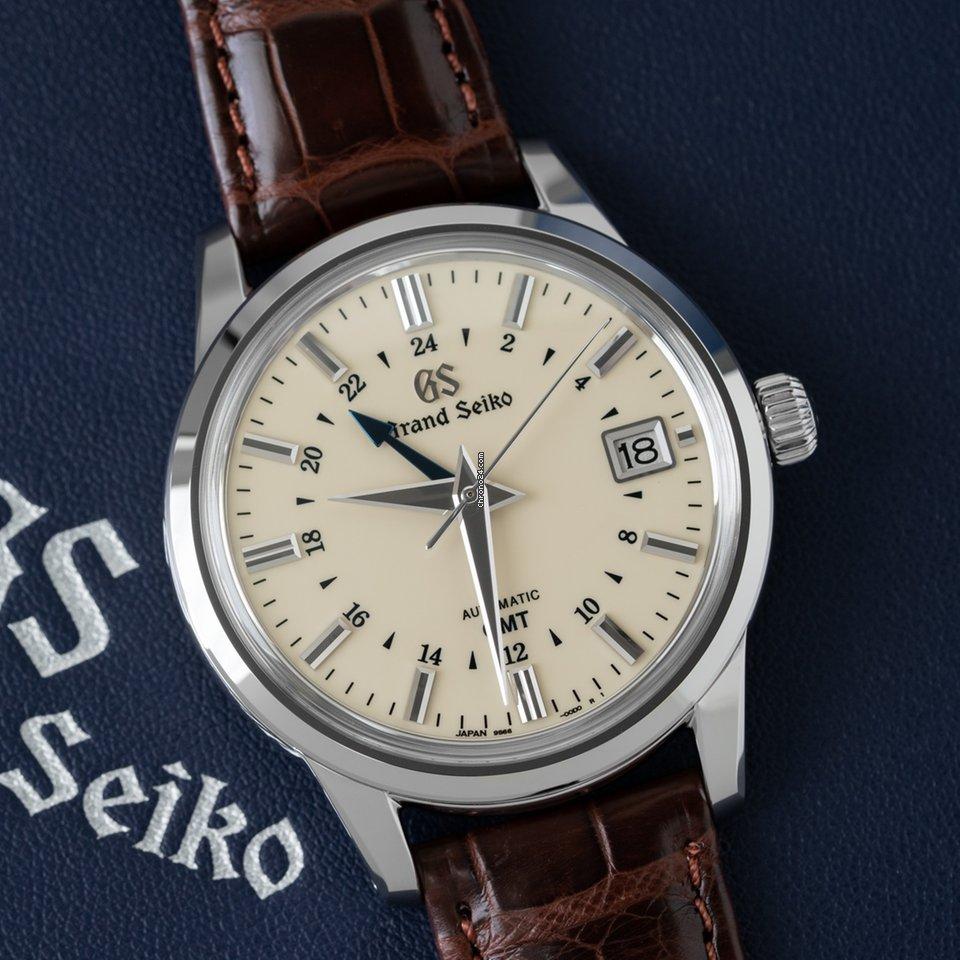 Seiko Grand Seiko SBGM221 2021 new