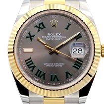 Rolex Datejust Gold/Steel 41mm United Kingdom, N3 2DN