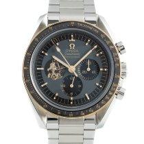 歐米茄 Speedmaster Professional Moonwatch 310.20.42.50.01.001 未佩戴過 金/鋼 42mm 手動發條