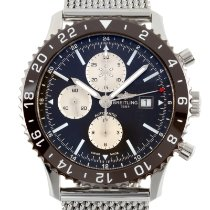 Breitling Ceramic Automatic 46mm pre-owned Chronoliner
