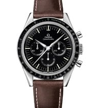 Omega 311.32.40.30.01.001 Staal 2021 - First Omega in Space 39.7mm nieuw
