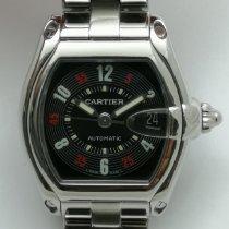Cartier Roadster Steel 37mm Black