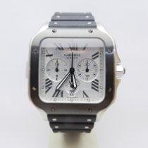Cartier nuovo Automatico 43.3mm Acciaio Vetro zaffiro