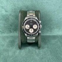 Rolex 6240 Staal 1966 Daytona 37mm tweedehands