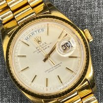 Rolex Yellow gold 36mm Automatic 18038 pre-owned United States of America, New York, new york
